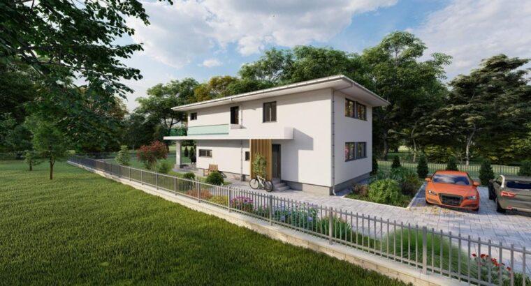 Casa P+1E, Unirea, Bistrita Nasaud