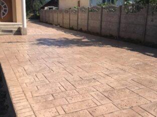 Preturi Beton amprentat Târgu Jiu|Pavaje beton amprentat Târgu Jiu|Gorj Beton amprentat