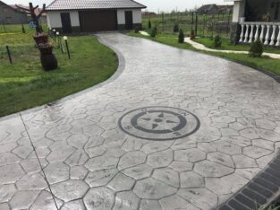 Pret beton amprentat Timisoara Bucuresti Brasov Sibiu Alba Bihor Mures Iasi Neamt Olt Dolj