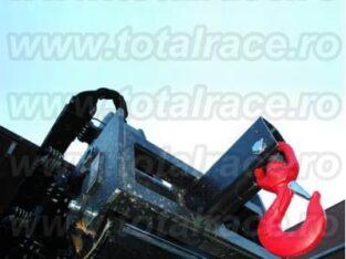 Carlige ridicare rotative diverse capacitati Total Race