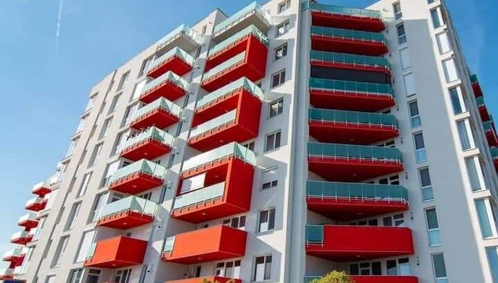For rent !Chirie apartament 3 cam modern ARED