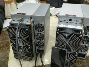 Bitmain AntMiner S19 Pro 110Th/s, Antminer S19 95TH, A1 Pro 23th Miner, Antminer E3