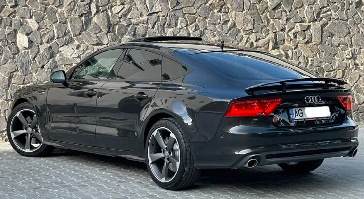 Audi A7 Bi-Turbo 313 C.p S-Line Exclusive Full Led Matrix