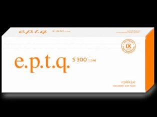 Acid Hialuronic Epitique EPTQ S100 S300 S500 cu/fara Lidocaina