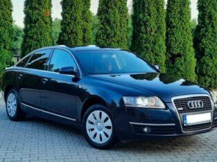 Audi A6 S-line 2.0 TDi 6+1 Viteze 140 CP