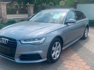 Audi A6 Avant – 97.000 km – an de fabricatie 2018