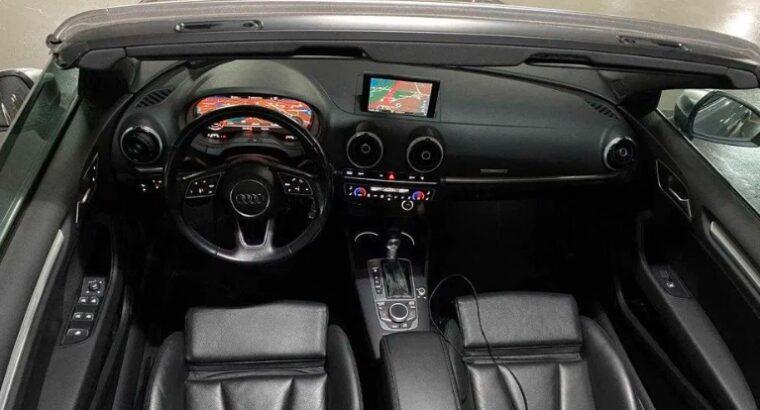 AUDI A3 Cabrio TFSI an de fabricatie 2017