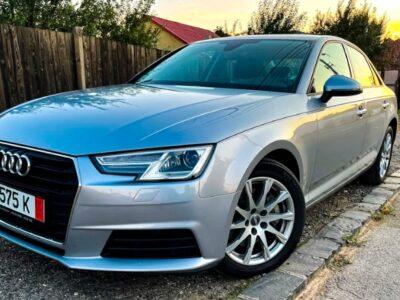 Audi A4 berlina 190 cai an fabricație 2017