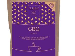 Cafea Fără Cofeină cu CBG – 60 gr