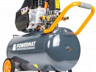 Compresor 50 Litri Ulei 1Piston Powermat