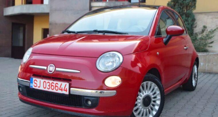 Fiat 500 1.3 diesel euro 5