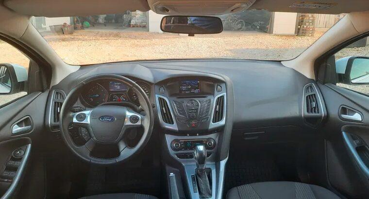 Ford Focus 2.0TDCi Titanium an 2015