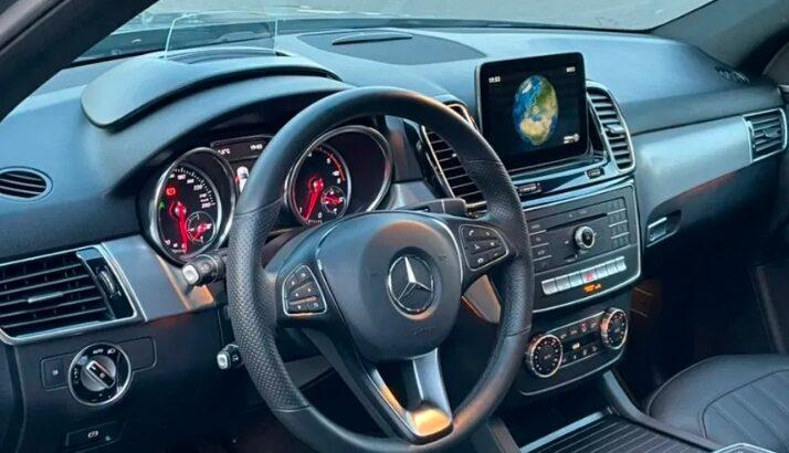 Mercedes-Benz GLE 350 D , an fabricatie 2018