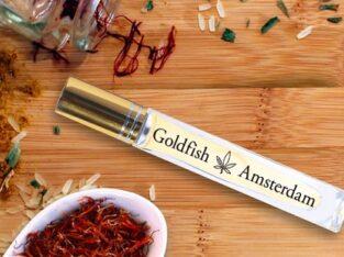 Ulei CBD GOLDFISH AMSTERDAM 5% cu Șofran – 10 ml