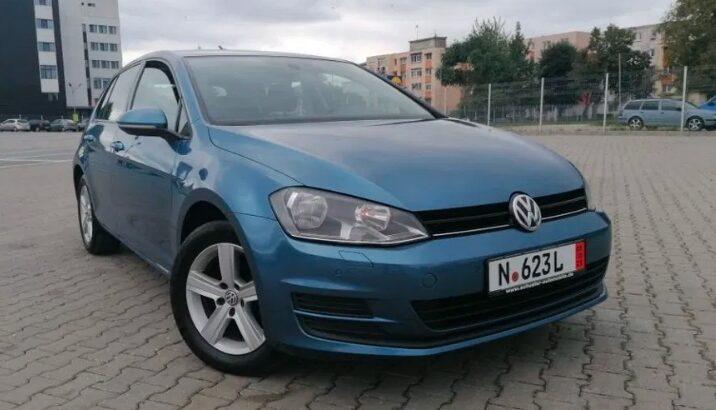 Volkswagen Golf 7 motor 2.0 tdi
