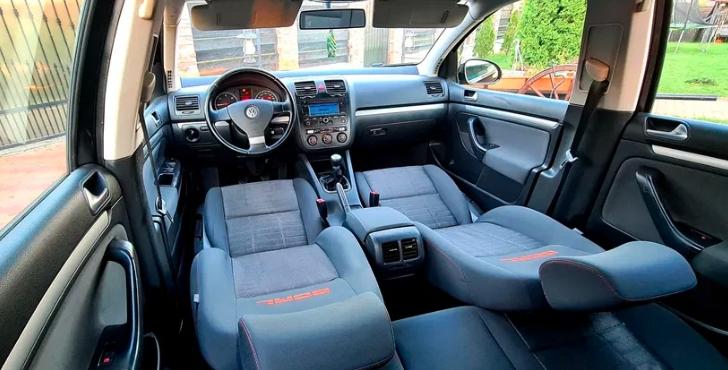 VW GOLF 5 1.9 Tdi – 105 cp- an de fabricatie 2006