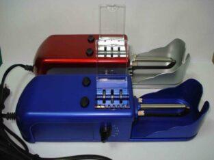 Aparat electric Profesional de injectat tutun 220V,cu grinder