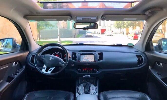 Kia Sportage EXCLUSIVE ,4X4 , 184CP , 2013 , Navi ,FullPiele
