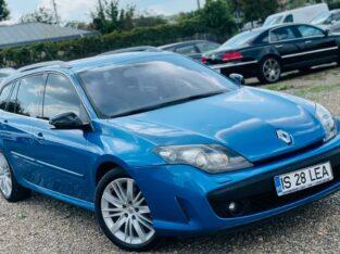 Renault Laguna GT / Model 2010 / 174 cp