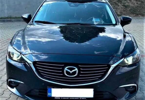 Mazda 6 2.0 L-High–6MT Skyactiv Revolution