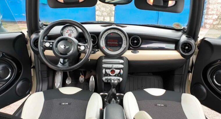 Mini Cooper S Clubman / 2010/Euro 5/1,6 B/174 CP