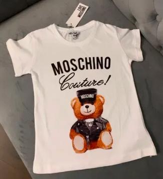 Tricou de copii Moschino calitate LUX