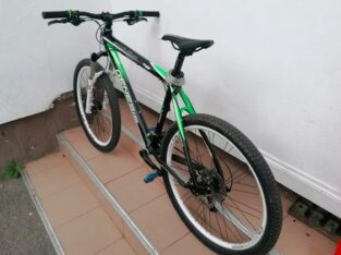 Bicicleta carbon genesis Mtb mountainbike