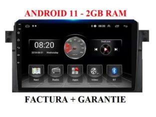 Navigatie Bmw E46 – *Android 11 * 2GB Ram *32GB Memorie