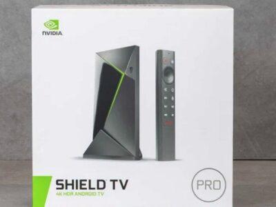 Nvidia Shield Pro 4K Atmos Dolby Vision