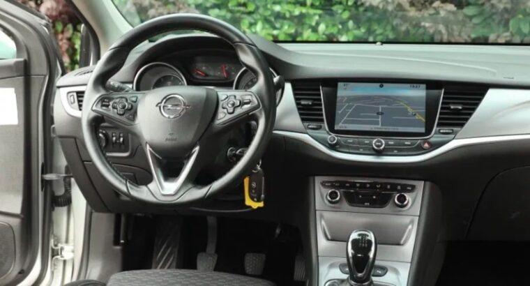 Opel Astra K, 1.6D an de fabricație 2016