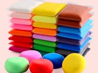 Plastilina Magic Clay 12 culori