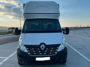 Vand Renault Master prelată 3,5T an fabricatie 2019