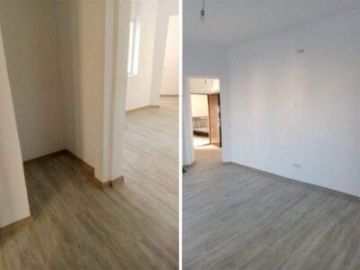 executam lucrari de renovari totale de apartamente si case baia mare.