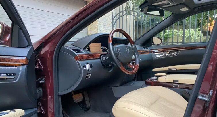 Mercedes Benz S500 4MATIC LONG