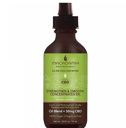 Ulei Concentrat Pentru un Păr Sănătos și Catifelat Macadamia- 53 ml