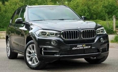 BMW X5 an de fabricație 2014 full options