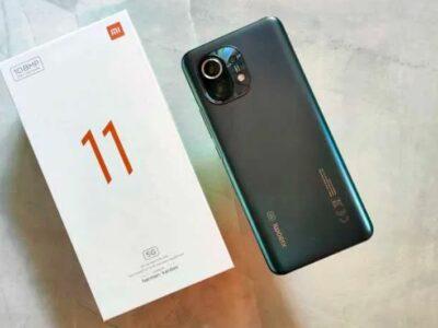 XIAOMI Mi 11 5G, 128GB, 8GB RAM, Dual SIM – NOU