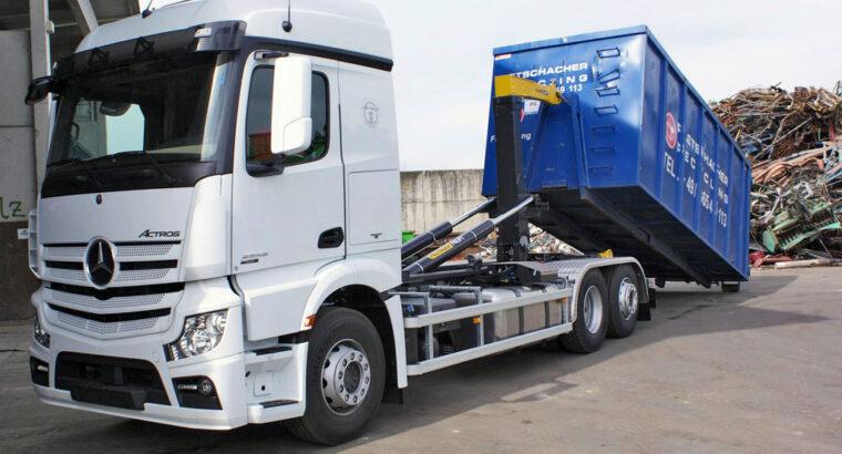 Inchiriem utilaje, automacarale si camioane pt constructii