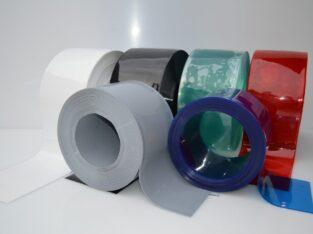 PVC transparent la folie sau rola