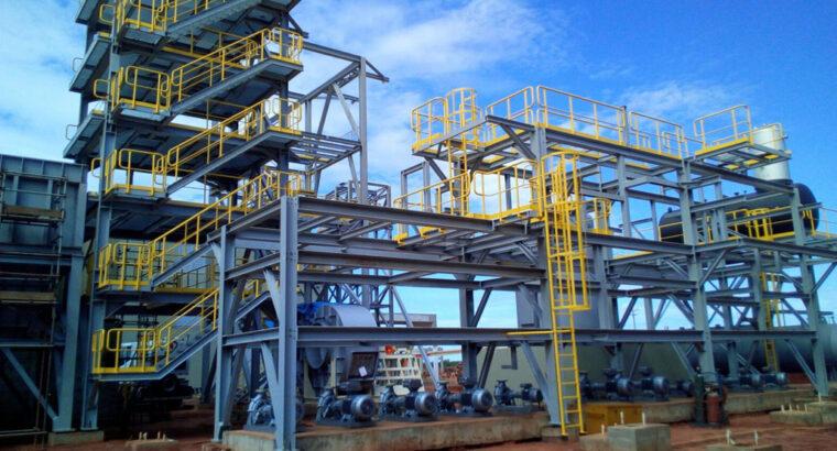 Servicii constructii civile si industriale :