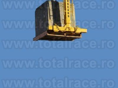 Dispozitive de ridicare cu furci de macara cu lame la cerere lungime 1200 mm
