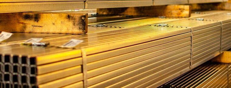 Vânzarea de profile și țevi din oțel galvanizat