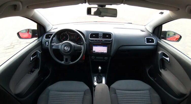 Volkswagen polo 1.6 tdi cutie automata